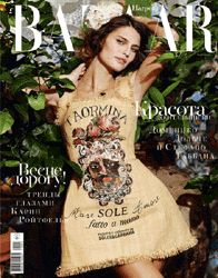 журнал  Harper Bazaar (Россия)